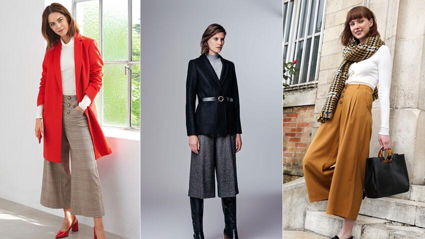 Comment porter la nouvelle jupe-culotte après 50 ans ?