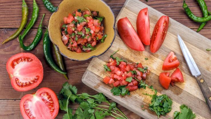 Recette WW : Rougail de tomates aux fines herbes de Babette de Rozières