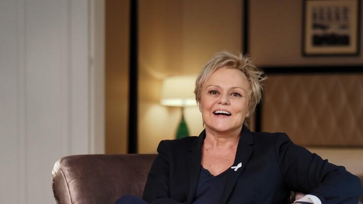 """Muriel Robin: """"Faire rire, c'est prendre le pouvoir"""""""