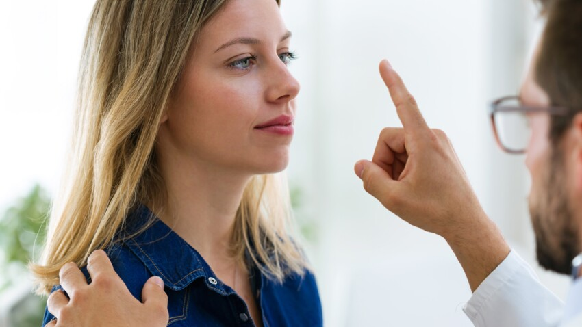 EMDR : 6 choses à savoir sur cette thérapie qui propose de se soigner en bougeant les yeux : Femme Actuelle Le MAG