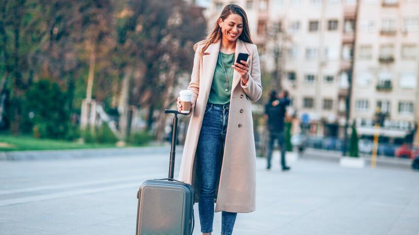 Fuites urinaires: sûre de vous, même en voyage