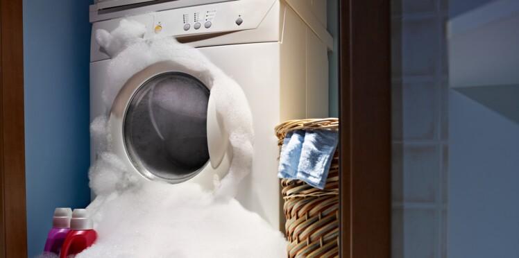 Arnaque : les lave-linge ne durent plus que sept ans !