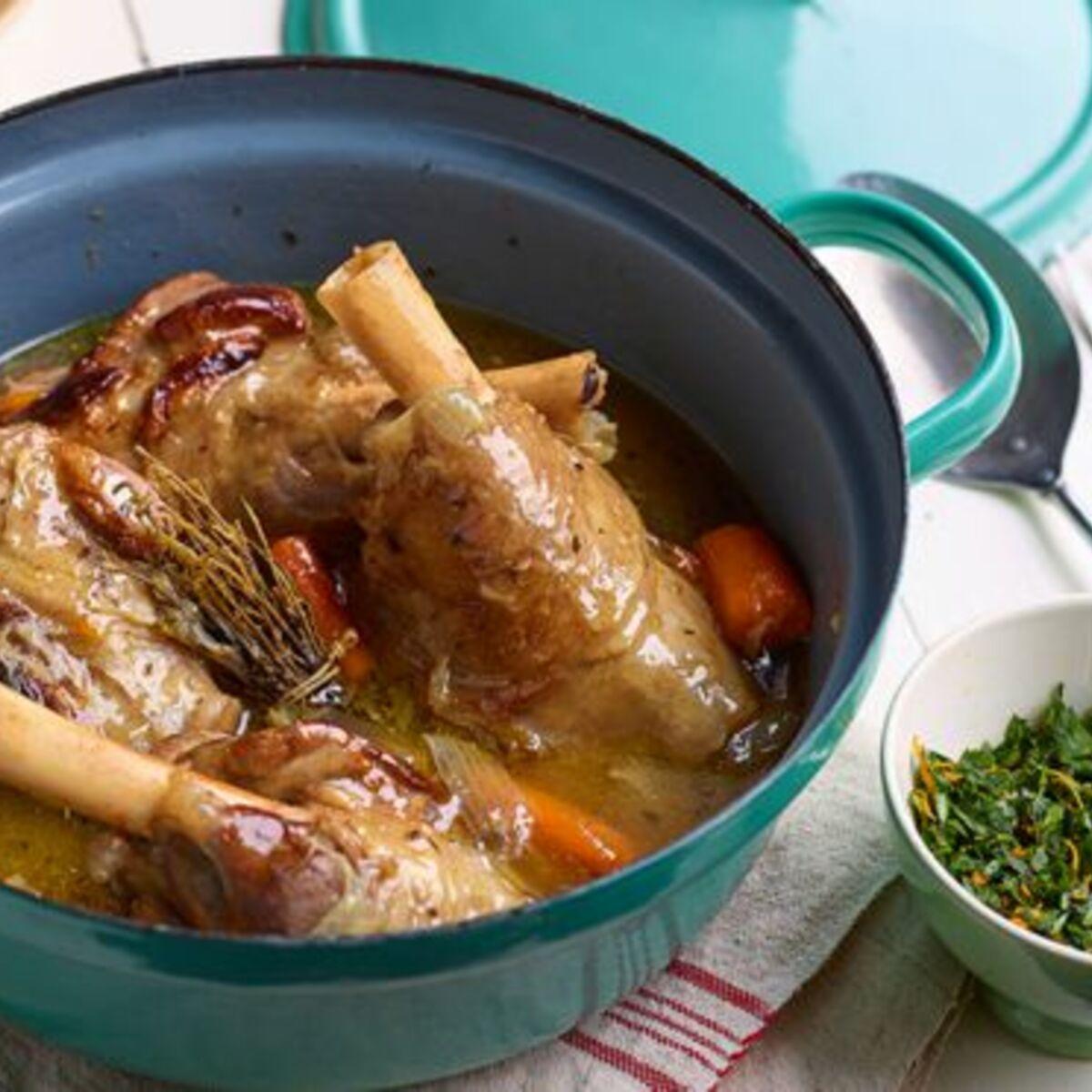 12 recettes de plats d'automne en sauce  Femme Actuelle Le MAG