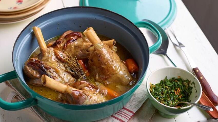 10 recettes de plats d'automne en sauce