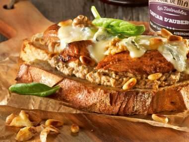 Tartines au fromage : nos recettes gratinées pour un dîner léger