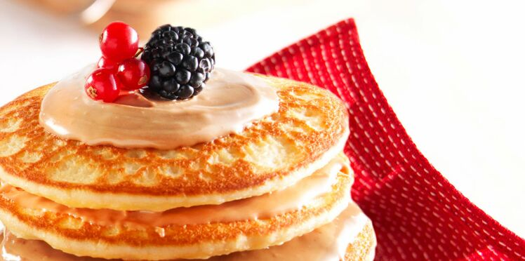 Pancakes Tower