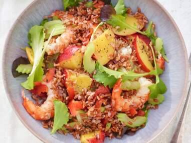 Salades de riz : nos recettes gourmandes, classiques ou originales pour varier les plaisirs