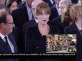 Obsèques de Jacques Chirac : qu'a dit François Hollande à Carla Bruni ?