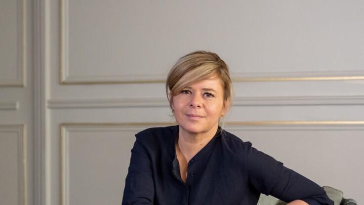 """Christelle Brua: """"Mesdemoiselles, foncez, ne lâchez rien"""""""