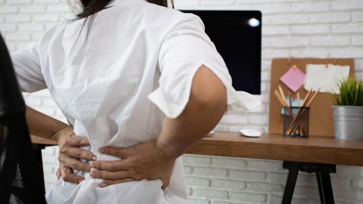 Fibromyalgie : quels sont les 18 points douloureux à la pression ...