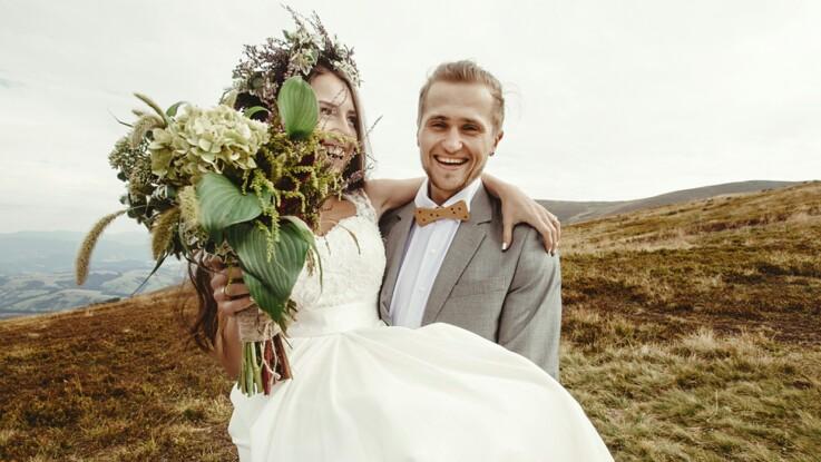 Contrat de mariage, réception chez soi... Découvrez les grandes tendances mariage de 2020