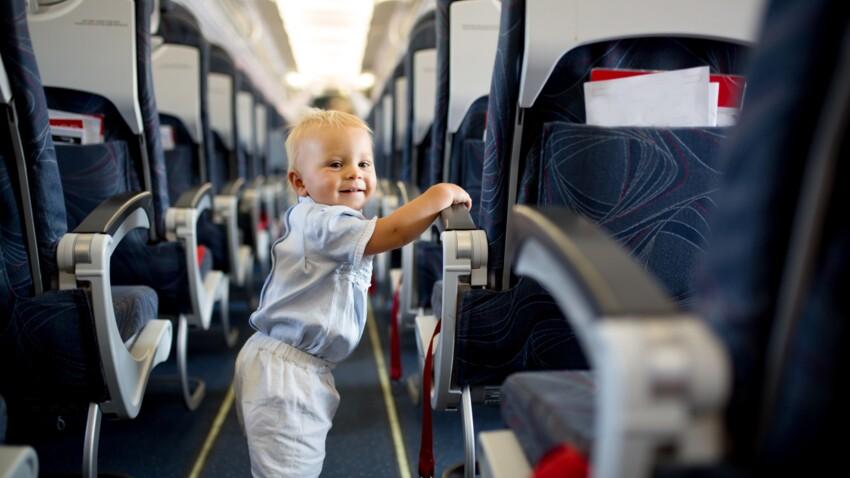 Comment éviter les bébés dans l'avion ?