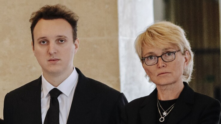Mort de Jacques Chirac : qui est son petit-fils, Martin Rey Chirac ?