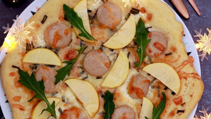 Pizzas d'automne : 10 idées de recettes originales et gourmandes