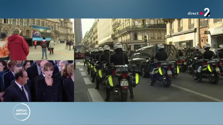 Carla Bruni choquée par François Hollande : on sait enfin ce que lui a dit l'ex-président de la République