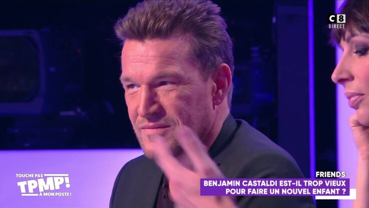 """""""Touche pas à mon poste"""" : Benjamin Castaldi se confie sur ses désirs de paternité à bientôt 50 ans"""