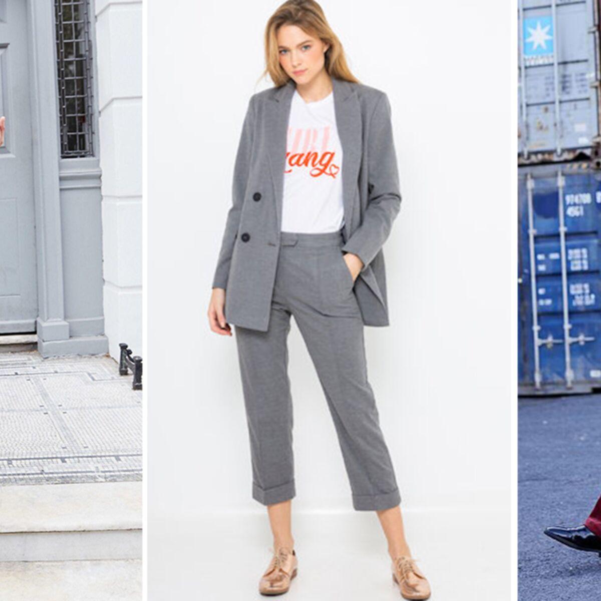 Tailleur pantalon : l'indispensable pour