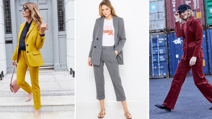 Tailleur pantalon : l'indispensable pour une saison au top de l'élégance