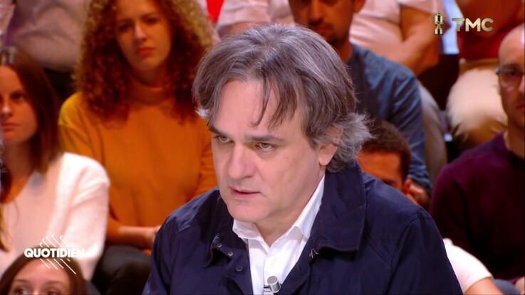 Riss, survivant de l'attentat de Charlie Hebdo, a peur de sombrer dans la folie