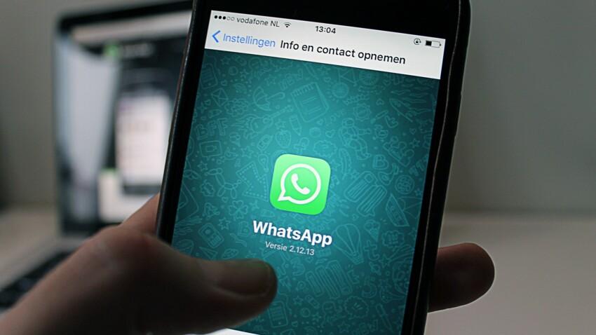 Ces téléphones avec lesquels vous ne pourrez plus utiliser Whatsapp l'année prochaine