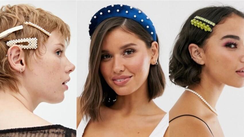 15 accessoires tendance à adopter sur cheveux courts