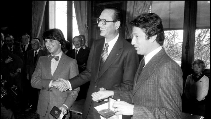 Cette photo de Jacques Chirac, en larmes que sa fille, Claude, a refusé de publier et qu'elle garde dans un coffre
