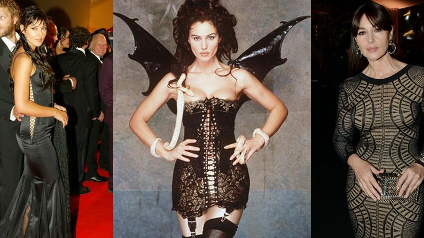 Monica Bellucci : zoom sur ses 30 robes les plus sexy
