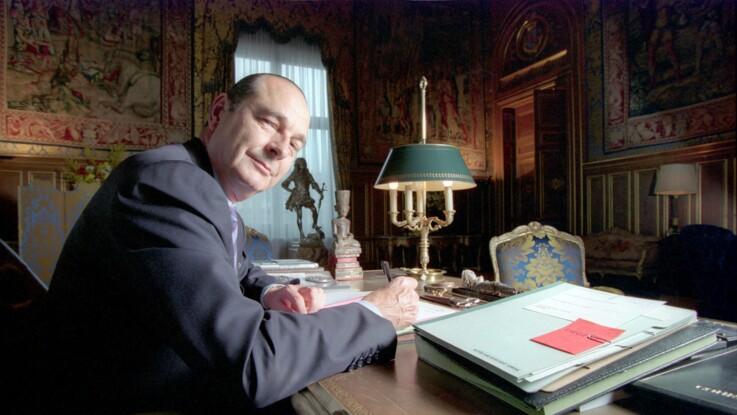 Ce jour où Jacques Chirac s'est retrouvé à errer en caleçon dans les couloirs d'un hôtel