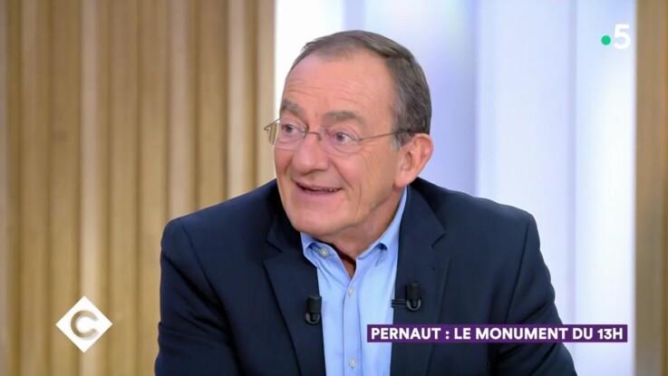 """Jean-Pierre Pernaut revient sur l'éviction de Claire Chazal : """"Ça n'a rien à voir avec l'âge"""""""