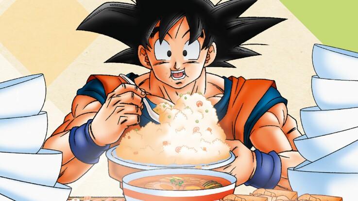 Dragon Ball : trois recettes légendaires inspirées du manga