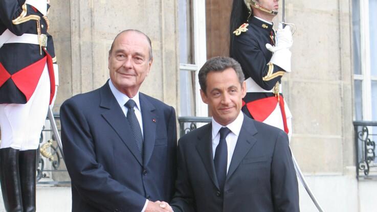 """Nicolas Sarkozy dévoile ce qu'il s'est dit """"en voyant le cercueil"""" de Jacques Chirac"""