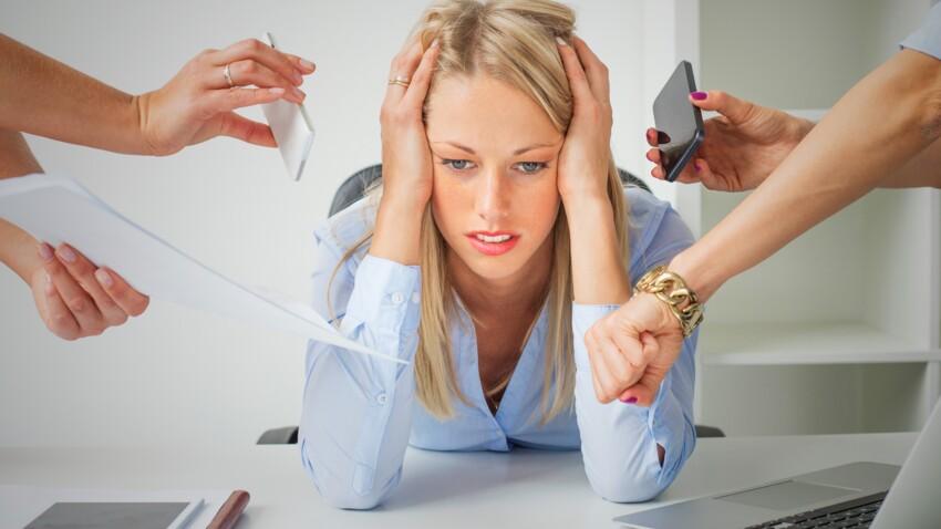 Stress, surmenage... 4 exercices pour faire redescendre la pression en 5 min chrono