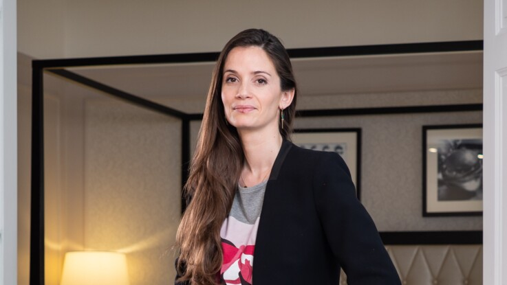 """Anne-Cécile Mailfert : """" J'ai le terreau de la féministe de base!"""""""