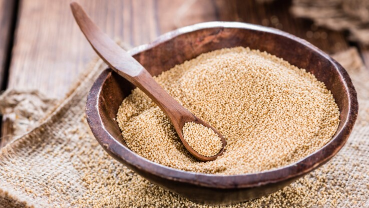 Perte de poids, alternative à la viande… 6 raisons d'adopter l'amarante, une graine très nutritive
