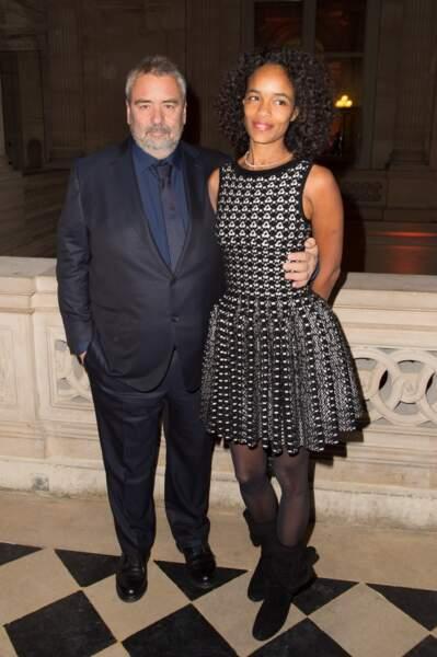 Luc Besson et Virginie Besson-Silla