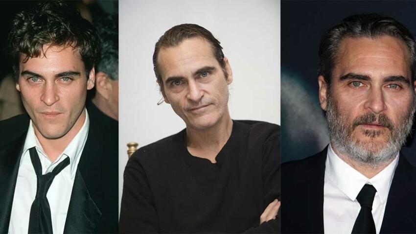 Joaquin Phoenix, son évolution physique en images