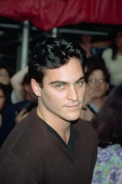 L'acteur âgé de 24 ans en 1998
