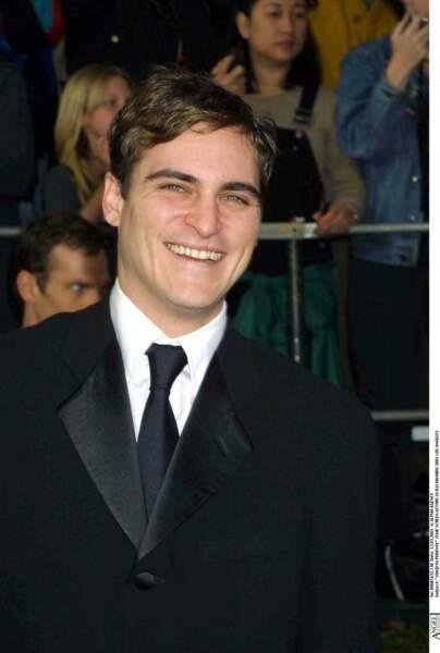 L'acteur, alors âgé de 27 ans