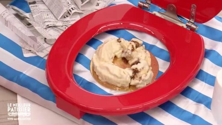 """""""Le Meilleur Pâtissier"""" 2019 : une candidate présente un gâteau à l'allure douteuse, les internautes se lâchent"""
