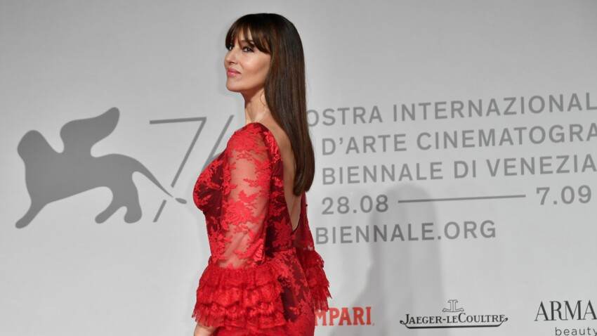 Monica Bellucci, elle change une nouvelle fois de coupe de cheveux