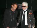 """""""La vie sans Karl c'est dur..."""" : l'ancien garde du corps de Karl Lagerfeld se confie"""