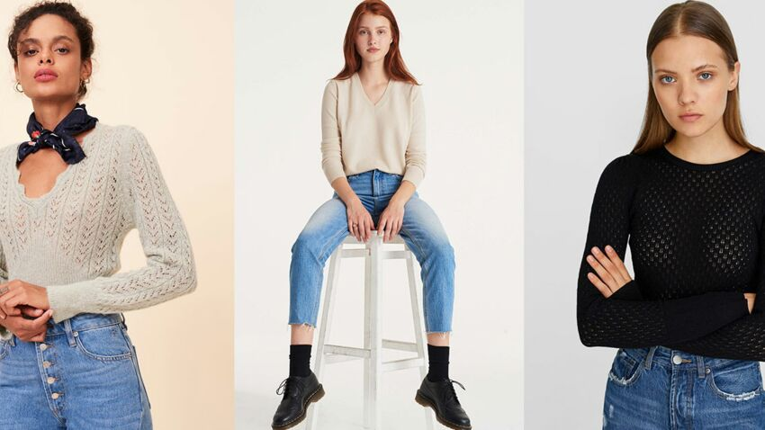 Petits pulls : top des modèles les plus tendance de l'automne-hiver 2019
