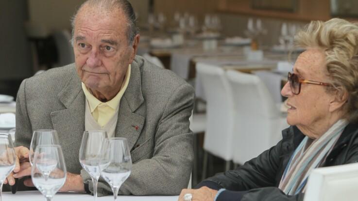 """Jacques et Bernadette Chirac : révélations sur leur """"huis clos forcé"""""""