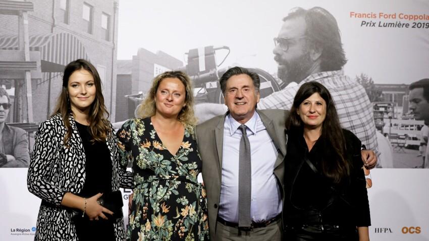 Photo - Daniel Auteuil présente sa fille Nelly, sosie de sa maman Emmanuelle Béart