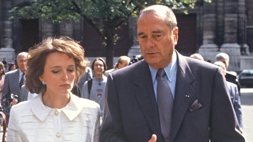 """Claude Chirac : pourquoi elle n'a jamais appelé Jacques Chirac """"papa"""""""