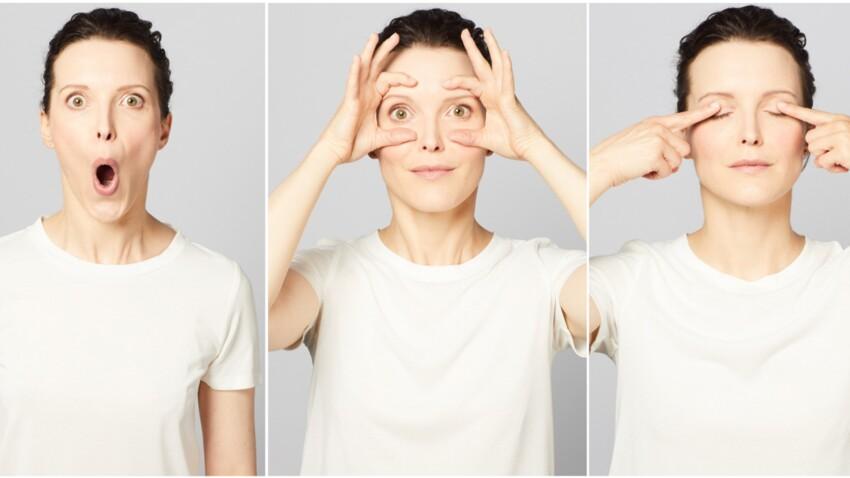 Yoga du visage mon anti-âge naturel