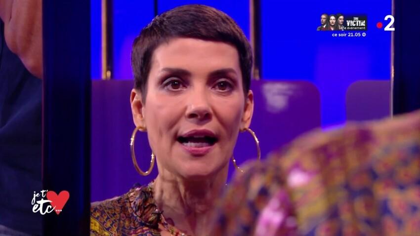 """Cristina Cordula, émue, revient sur sa rupture avec le père de son fils : """"C'était très difficile pour moi..."""""""