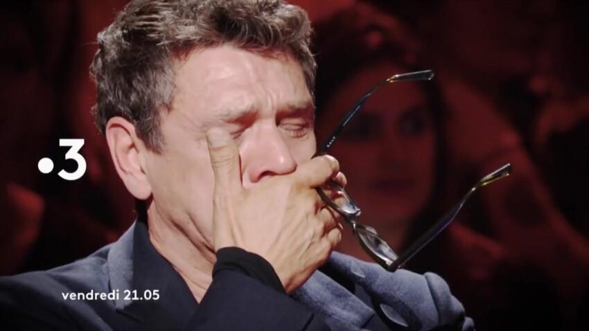 Vidéo - Marc Lavoine effondré dans la nouvelle émission de Faustine Bollaert