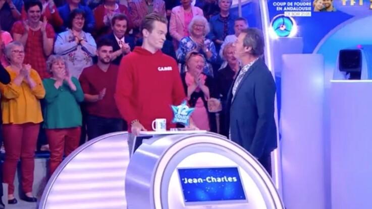 Jean-Luc Reichmann propose un travail à Jean-Charles, le nouveau maître de midi