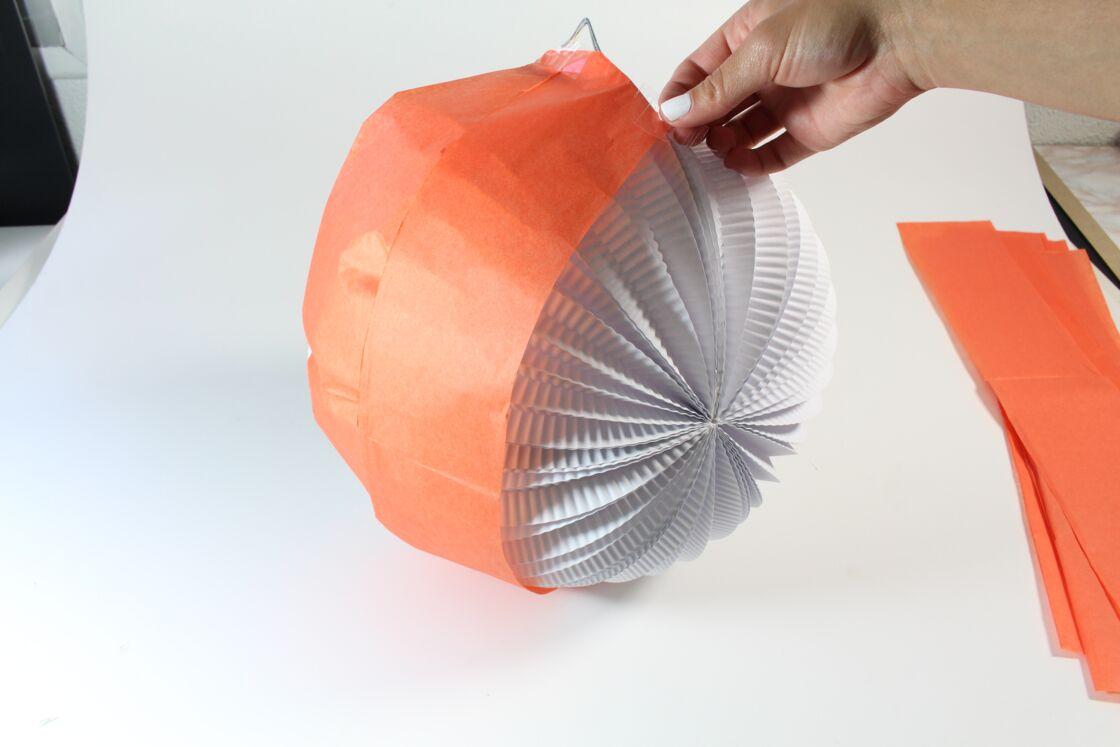 Fabriquer Une Pinata Facile Et Rapide halloween : une piñata citrouille à faire soi-même : femme